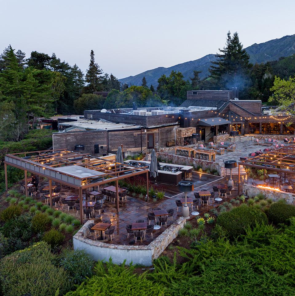 Inside Ventana Big Sur S Multimillion Dollar Renovation Wanxiang America Real Estate